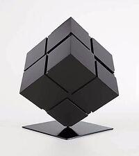 "Tony Rosenthal Miniature 21"" Alamo aka Astor Place Cube Landmark Sculpture!"