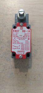 NEW SQUARE D CLASS 9007 TYPE BD10 IEC LIMIT SWITCH