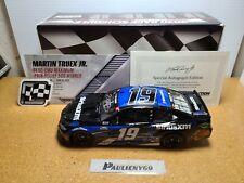 2020 Martin Truex Jr #19 Sirius XM Martinsville Win Auto 1:24 NASCAR Action MIB