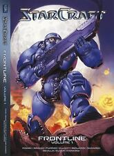 Starcraft: Frontline Vol. 1 (Blizzard Manga), Elder, Josh, Benjamin, Paul, Kamar