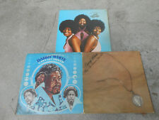 BARRY WHITE-3 LP'S-CAN'T GET ENOUGH-SINGS FOR SOMEONE YOU LOVE-GF-LOVE UNLIMITED