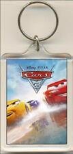 Cars 3. The Movie. Keyring / Bag Tag.