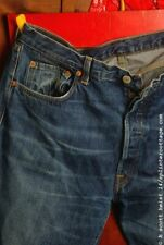 "LEVI 501XX VINTAGE COLLECTION LVC small ""e"" FAC Markings  REDLINE SELVEDGE 1967"