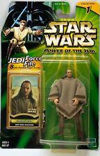 Figuras De Star Wars Qui Gon Yinn Mos Espa Disfraz Potj cardada potencia del Jedi