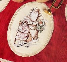 FATHER CHRISTMAS SANTA CROSS STITCH PATTERN BY CAROL EMMER