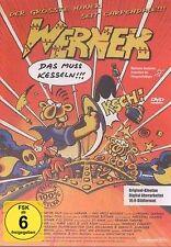 Werner 2 Das muss kesseln - Brösel - DVD - OVP - NEU