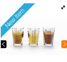 KITCHEN CRAFT MEDIUM GLASS MEASURING CUPS Sold Single