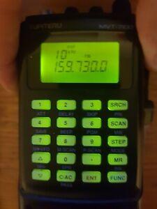 Yupiteru mvt-7100 scanner .