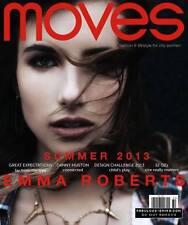 NEW YORK MOVES,Emma Roberts,Michael Shannon,Zegen,Katie Aselton,Josh Duhamel NEW