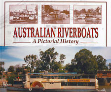 Australian Riverboats by Peter Christopher A Pictorial History Murray Darling