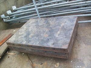Paschal Schalung Wandschalung Schaltafeln 20 qm zum Aussuchen