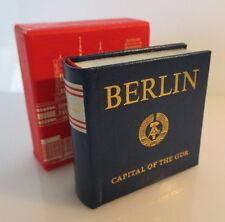 Minibuch: Berlin capital of the GDR Buch in englischer Sprache bu0141