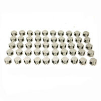 """(Lot of 50) NEW 304 Stainless 3/8"""" Female NPT 90� Elbow Pipe Fittings Angle"""