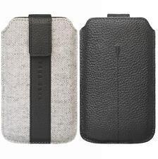 Gemusterte Handyhüllen & -taschen aus Leder für Apple
