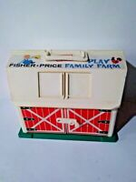 1967 FISHER-PRICE Little People Family Farm 915 BARN