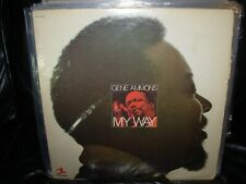 GENE AMMONS my way ( jazz ) RVG
