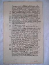 Théodore de BRY -  [Petits Voyages] - Voyage de JOHAN SMITH