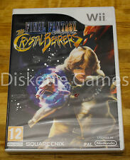 Nintendo Wii PAL version final Fantasy cc Crystal Bearers