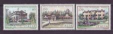 Italien Nr. 1733-35 **  Villen Herrschaftshäuser