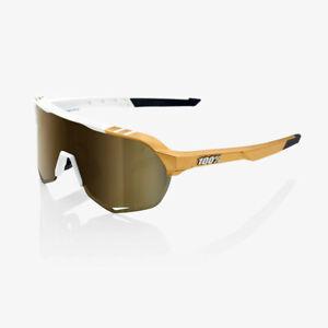 100% S2 Peter Sagan LE White Gold Sunglasses