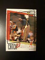 Michael Jordan Favorite Past times, Playing Golf,  Upper Deck,  Catch 23. Card