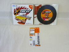 Sega Dreamcast CRAZY TAXI 2 with SPINE CARD * Import Japan Video Game dc