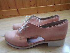 Clarks Narrative shoes blush pink SIZE UK 7D Eur 41M US9.5M heels 1.25 inches