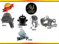 Engine and Transmission Mount Set 5Pcs for Honda Odyssey 1999-2004 V6 3.5L