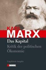 Das Kapital von Karl Marx (Buch) NEU