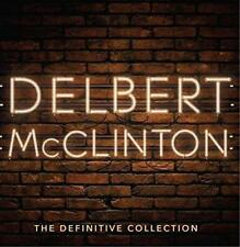 Delbert McClinton - The Definitive Collection (NEW CD)