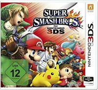 Nintendo 3DS Spiel - Super Smash Bros. mit OVP