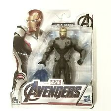 Marvel Avengers IRON MAN Endgame Team Suit 6-Inch Toy Figure