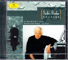 Fischer-Dieskau, Demus: Schubert - Lieder CD
