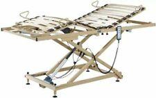 Motor Lattenrost Seniorenbett Pflegebett Krankenbett Elektrisch  200 cm x 100 cm