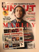 UNCUT MAGAZINE 278. JULY 2020. BOB MARLEY, MARC BOLAN, PAUL WELLER. WITH FREE CD