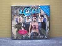 AQUA - AQUARIUS - CD - ORIGINALE 2000 - SIGILLATO!