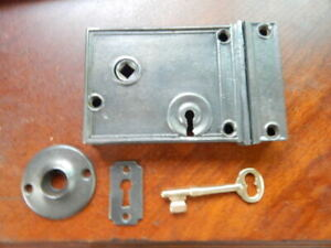 Antique Door Rim Lock (RL 2)