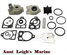 Water Pump Impeller Kit w/ Housing & Base Mercury 18-3319 46-96148A5 46-42579A4