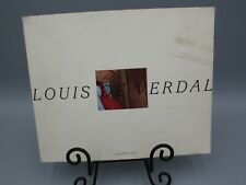 1975 LOUIS DE VERSAL WOOD SCULPTURES GALLERY CATALOG SIGNED 1ST ED bk 1240