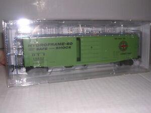 KADEE #6360  D.T.& I. Detroit Toledo & Ironton 50' PS-1 Box Car #18073 H.O.1/87