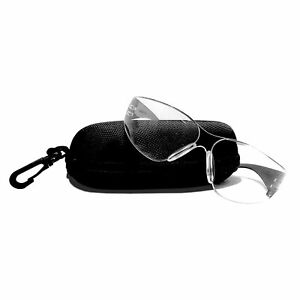 Safety Glasses With Case for Kids - Impact Resistant Protective Eyewear