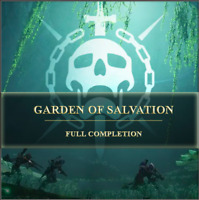 Garden of Salvation Full Raid + Secret Chests - PS4/PC/XBOX