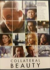 Collateral Beauty FYC DVD Screener SAG Awards Will Smith Ed Norton SEALED fr/shp