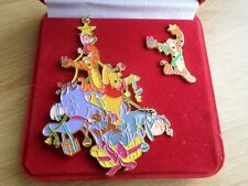 RARE Winnie The Pooh Limited Edition Pendant/Pin Set (BARGAIN)