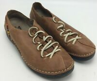 Spring Step Carhop Womens Size US 8.5 EU 39 Shoes Brown Genuine Leather Walking