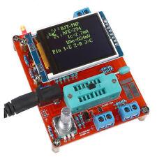 Assembled GM328 Transistor Tester Diode LCR ESR meter PWM Square wave Generator