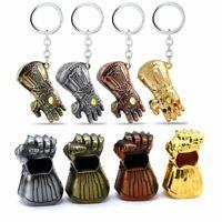 Beer Bottle Opener Glove Cap Remover Tool Bar Infinity Gauntlet Keychain Jewelry