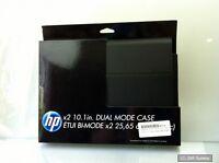 HP 13,3 Zoll Dual Mode Case, Hülle, Tasche für für Split x2 in Schwarz, NEUWARE