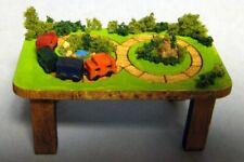 "1/2"" scale Train table kit laser cut sdk miniatures LLC"
