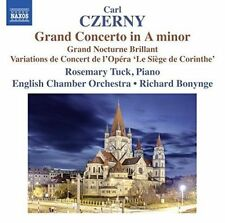 Czerny: Grand Concerto in A Minor, New Music